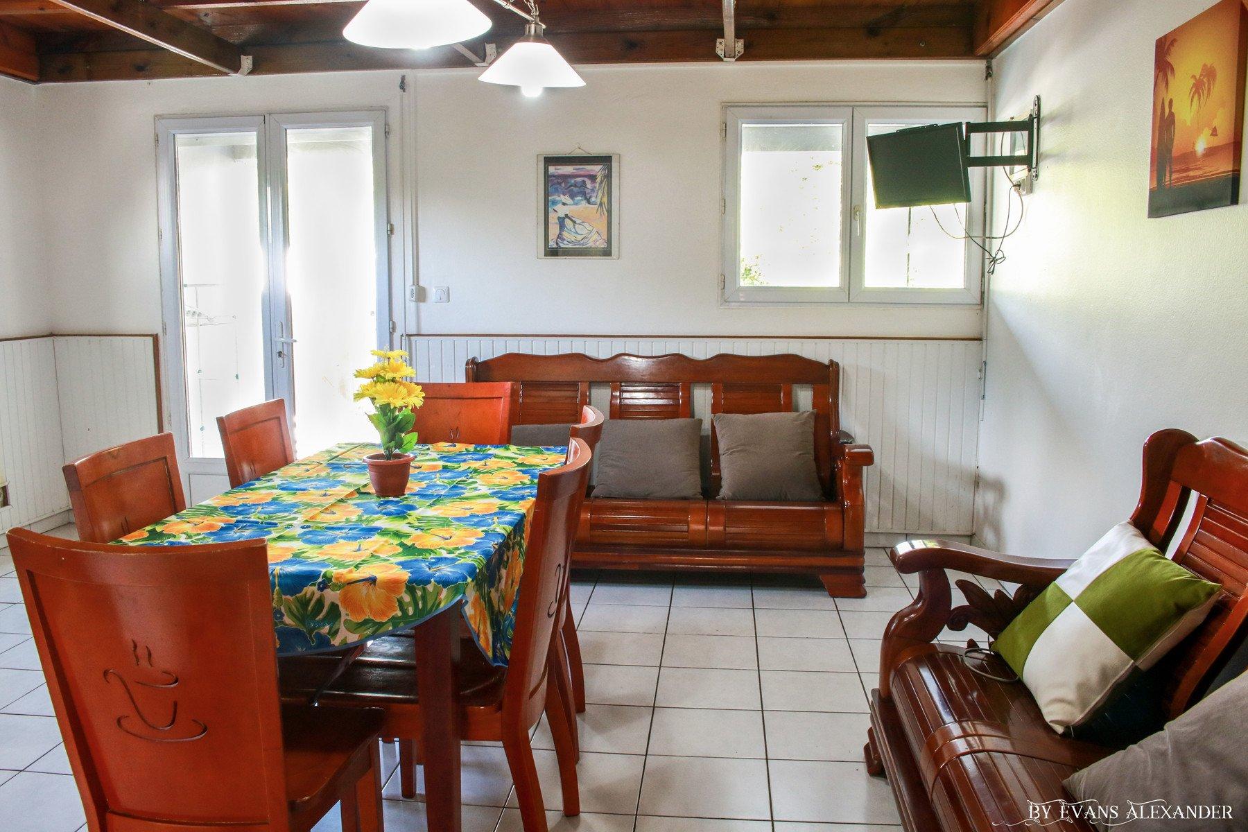 Location de Gîtes en Martinique